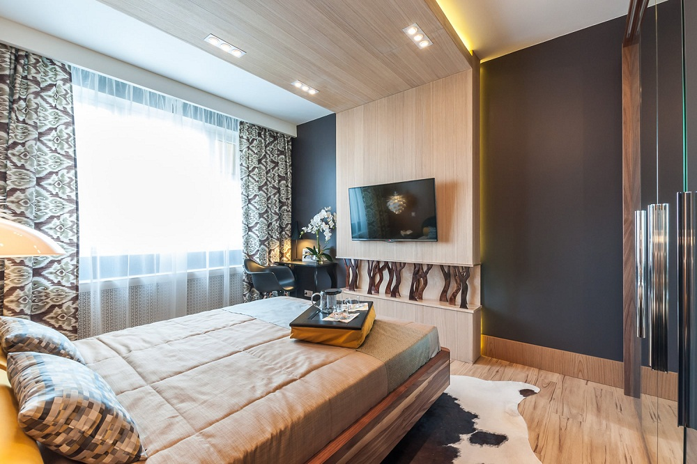 Дизайн спальни ремонт