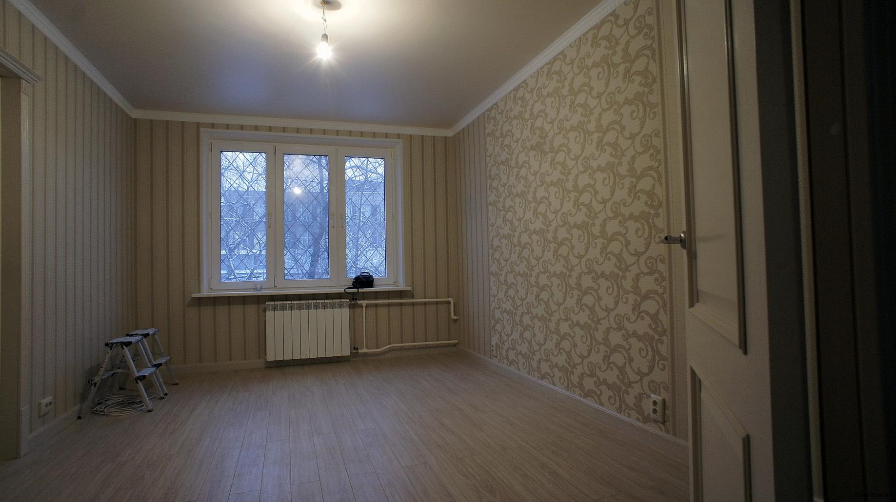 Недорогой ремонт квартиры своими руками: способы экономии 87